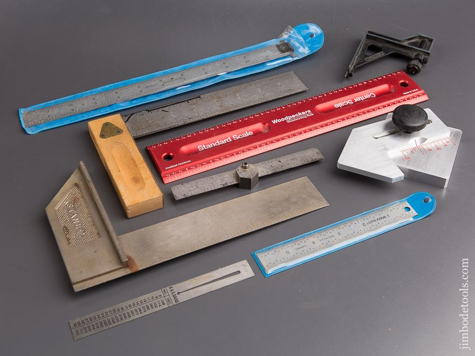 An Array of Measuring Devices - 84666