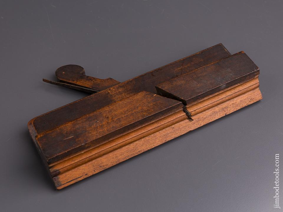 18th Century IOHN GREEN York Moulding Plane circa 1768-1808 FINE - 84707