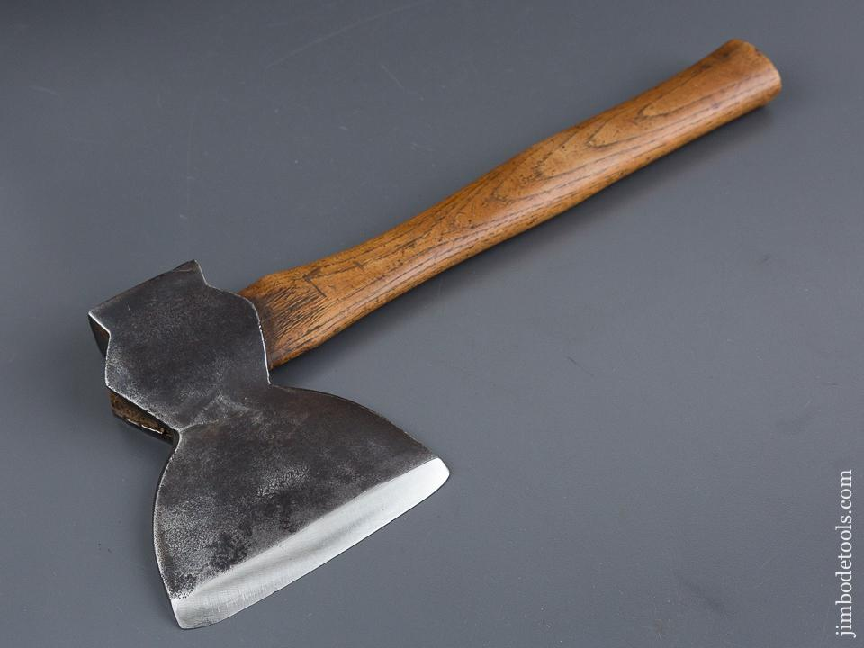 Two Pound PLUMB Single Bevel Side Axe - 84718