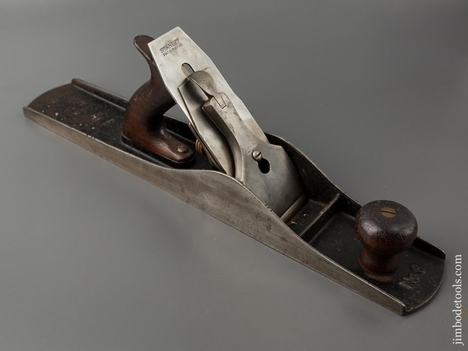 STANLEY No. 6 Fore Plane The 8 circa 1899-1902 - 84727