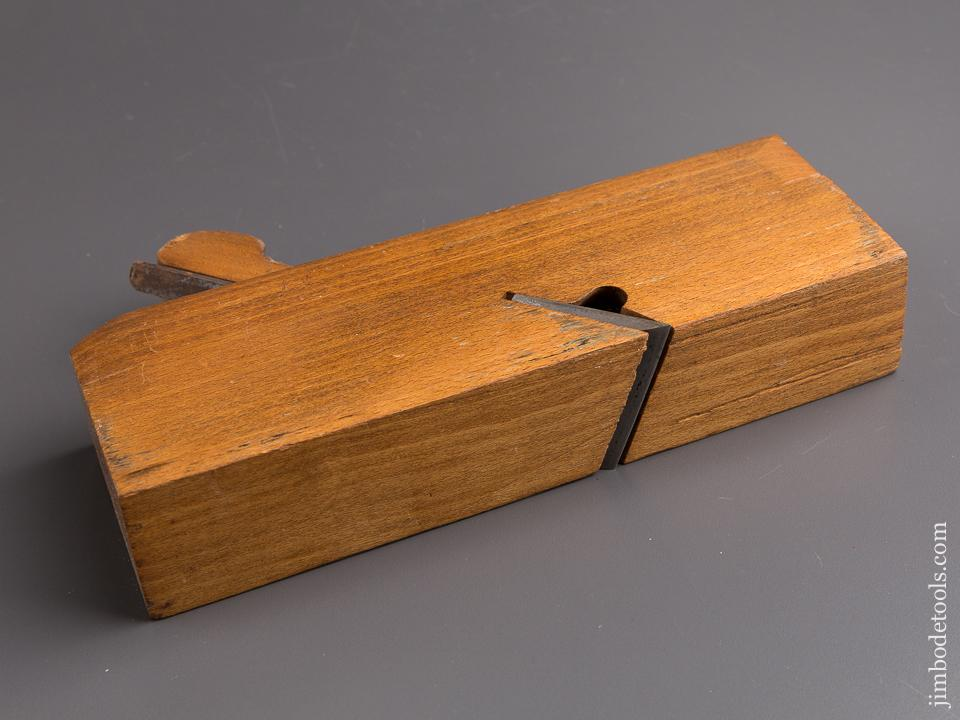 Two inch Skewed Rabbet Plane by REED UTICA circa 1820-94 FINE - 84746