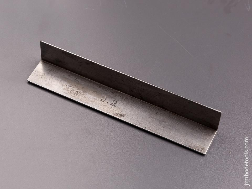 1 x 6 inch Saddle Square - 85064R