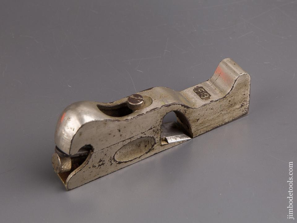 Early USA Model STANLEY No. 93 Shoulder Plane - 85100