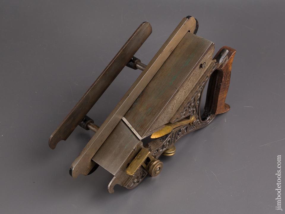 Flawless & Complete! STANLEY MILLER's Patent No. 41 Combination Plane - 85107