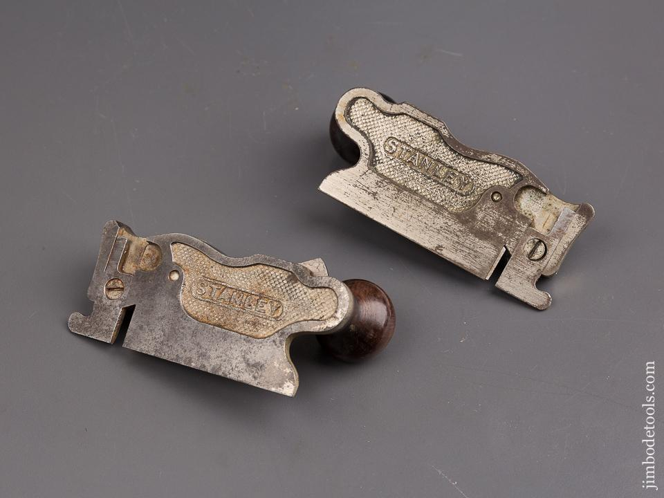 STANLEY No. 98 & 99 Side Rabbet Planes - 85450