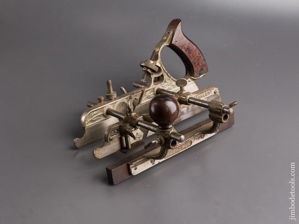 STANLEY NO. 45 Combination Plane 100% COMPLETE Type 8 circa 1907-08 in Original Box FINE - 85515