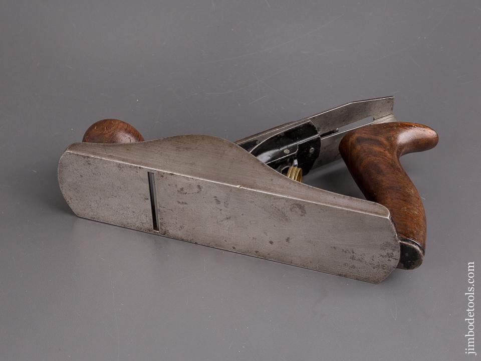 Awesome STANLEY No. 604 BEDROCK Smooth Plane Type 2 circa 1898-99 - 85540
