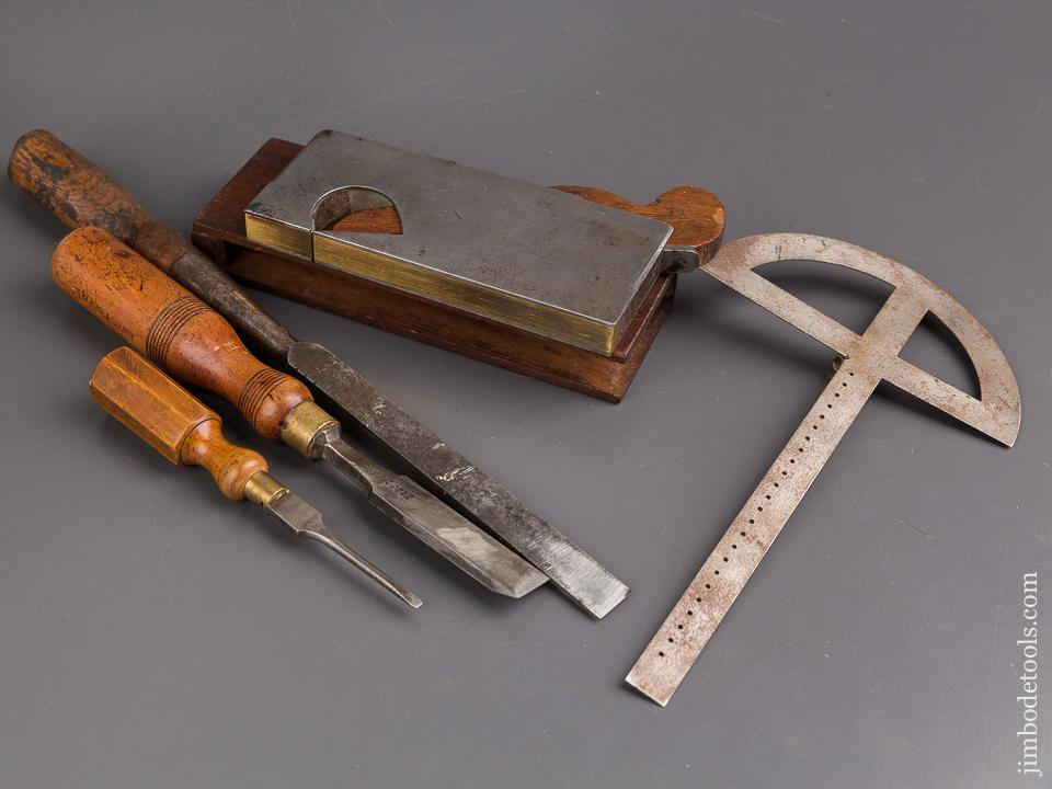 Job Lot of Five Good Tools - 85607