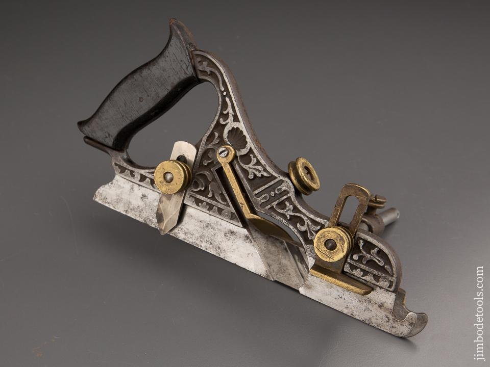 MILLERS PATENT STANLEY No. 43 Plow Plane - 86045