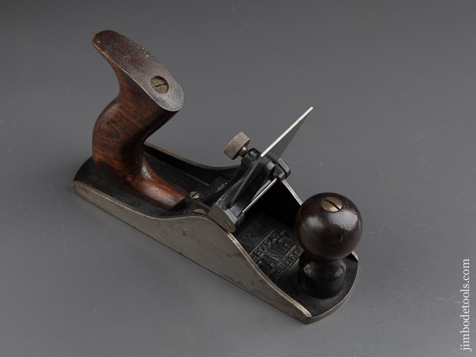 Gorgeous STANLEY No. 87 Cabinet Maker's Scraper Plane with Decal! - 86065