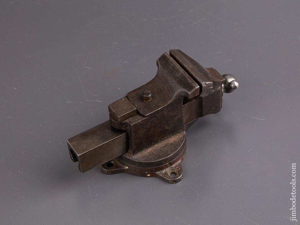 Awesome 3/4 inch PRENTISS Miniature Vise with Swivel Jaw and Swivel Base, A STUDLEY CHEST Tool - 86459