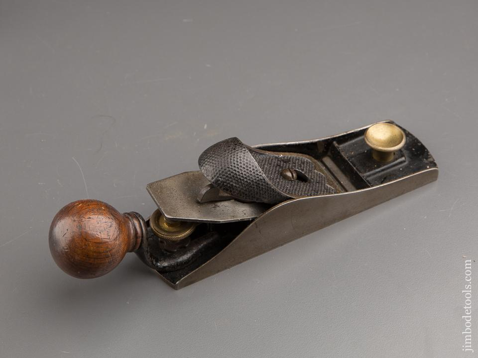 Early STANLEY No. 15 1/2 Tail Handled Block Plane - 87080