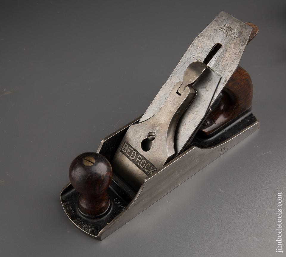 Spectacular! STANLEY No. 604 1/2C BEDROCK Smooth Plane Type 6 circa 1912 WOW - 87209