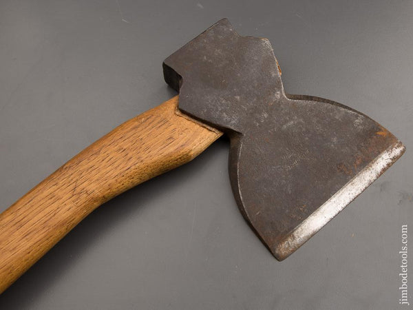 HIBBARD'S TRUE VALUE Offset Single Bevel Side Axe - 87268