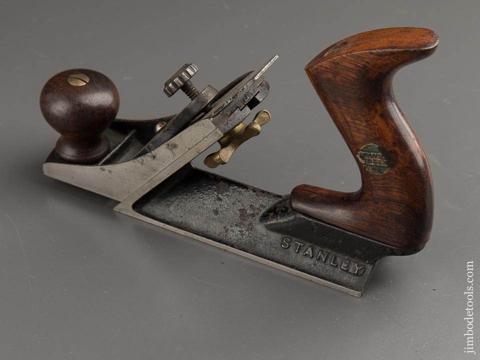TRAUT Patent April 21, 1885 STANLEY No. 72 1/2 Chamfer Plane with Decal COMPLETE with ALL Six Cutters & Chamfer Iron AND All Three Nose Attachments! - 87746