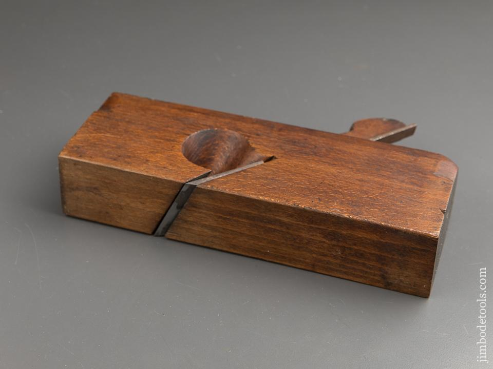 Excellent Two inch SKEW Rabbet Plane by A. BALDWIN & CO - 87757