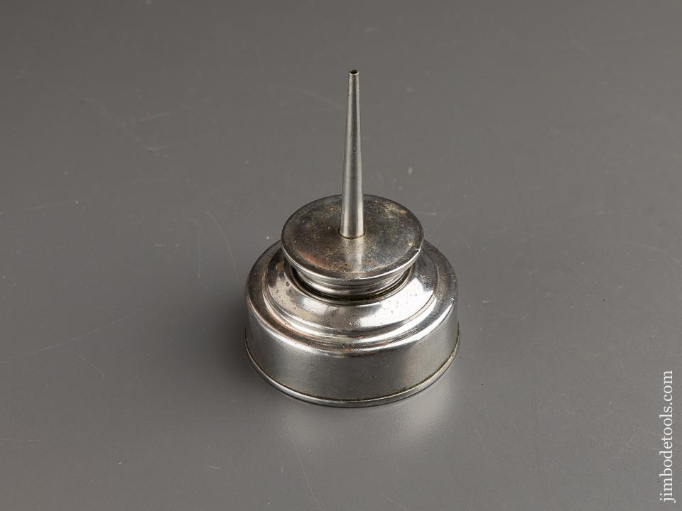 Lovely 3 x 4 1/2 inch Oil Can - 87879