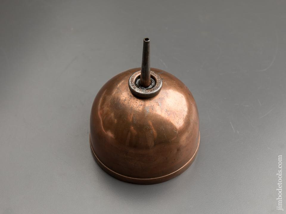 Cool Copper AMERICAN TUBE & STAMPING CO Oil Can - 87891