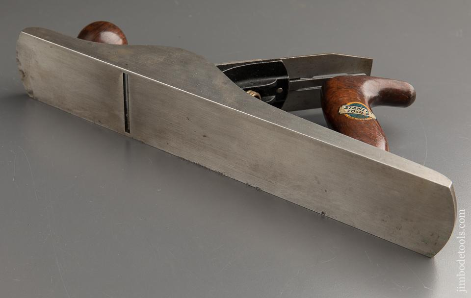 STANLEY No. 5 Jack Plane With Decal Type 13 circa 1925-28 NEAR MINT in Original Box SWEETHEART - 88004