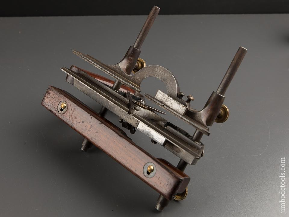 Early! SIEGLEY Patented Plow Plane with One Cutter - 88078