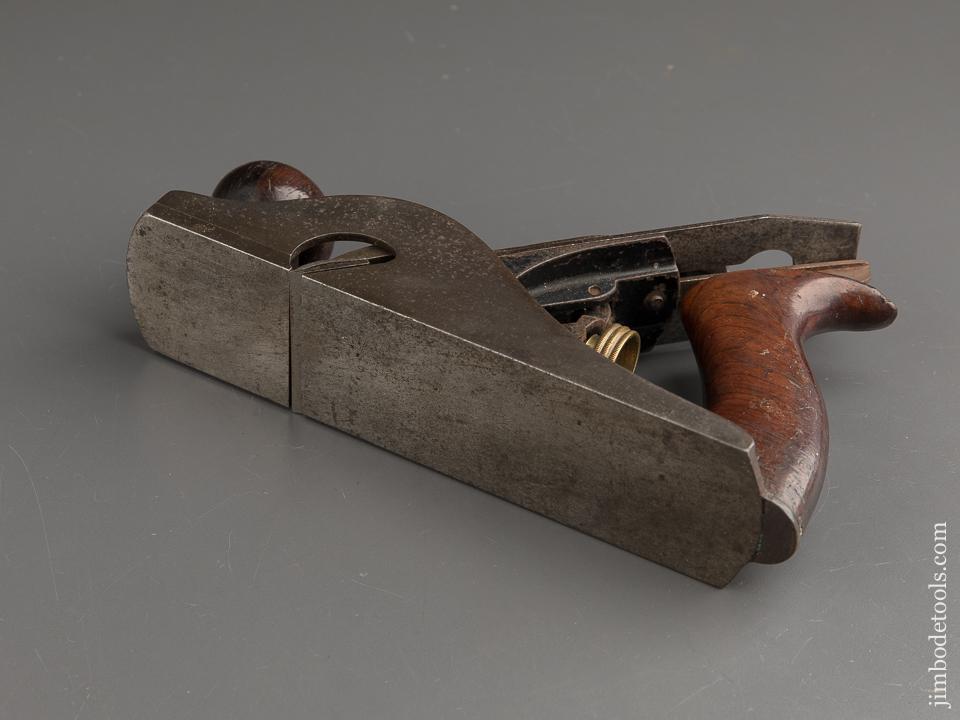 STANLEY No. 10 1/2 Carriage Maker's Rabbet Plane Type On circa 1885-1895 with Adjustable Mouth - 88239