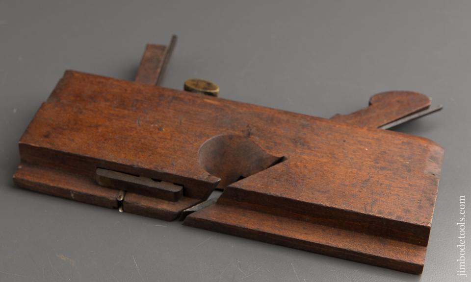 3/8 inch Dado Plane by Josiah KING Brooklyn, NY circa 1835-87 FOOD+ - 88340