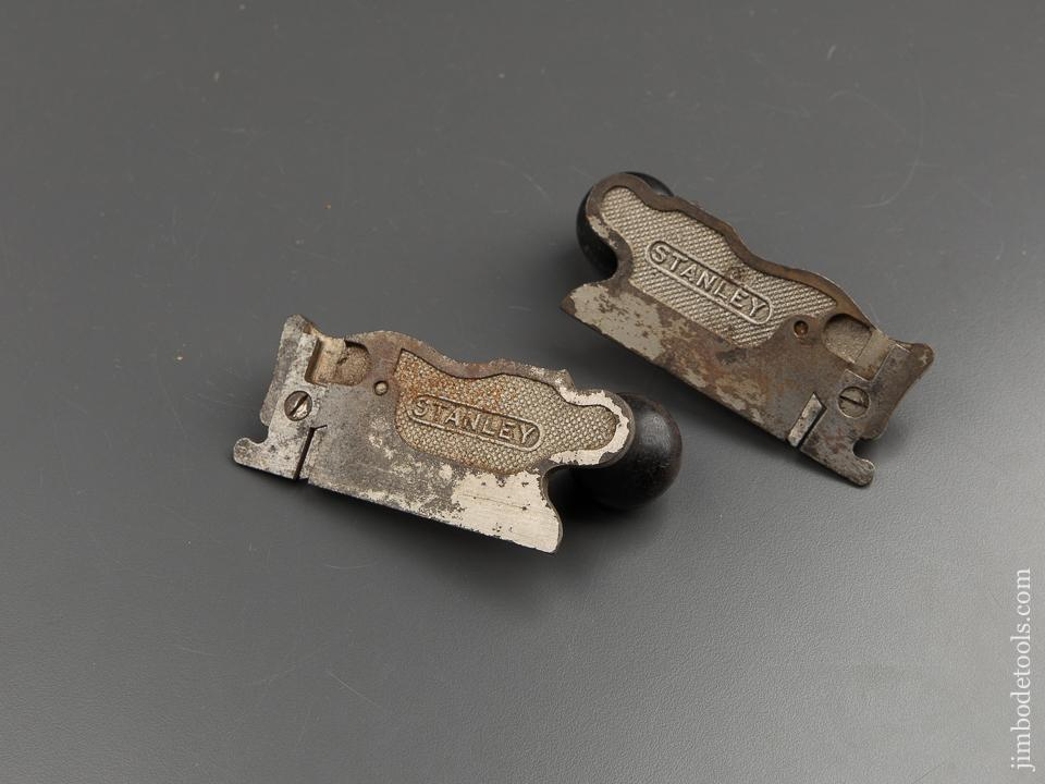 STANLEY No. 98 & 99 Side Rabbet Planes GOOD+ - 88520