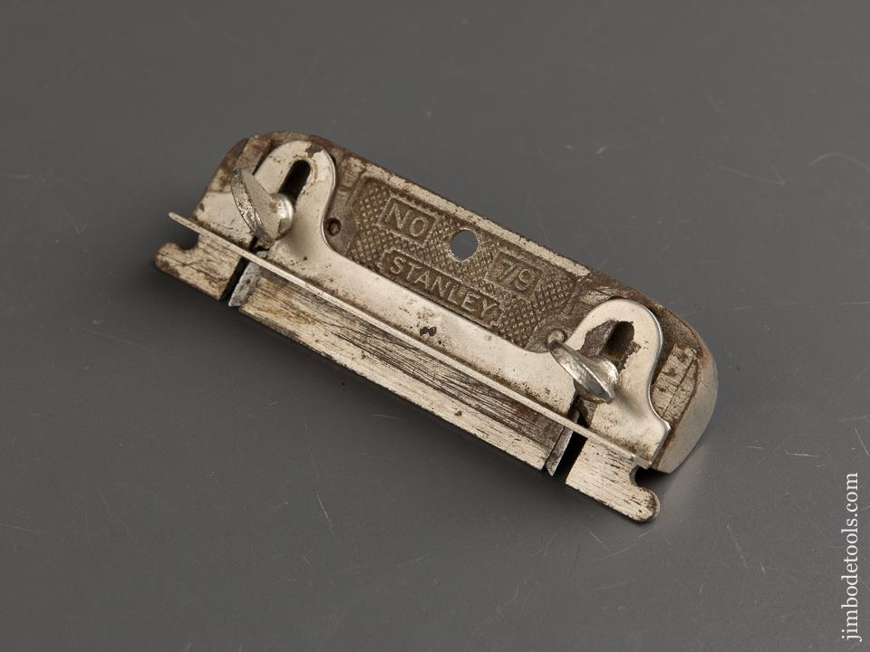 STANLEY No. 79 Side Rabbet Plane with Fence - 88613