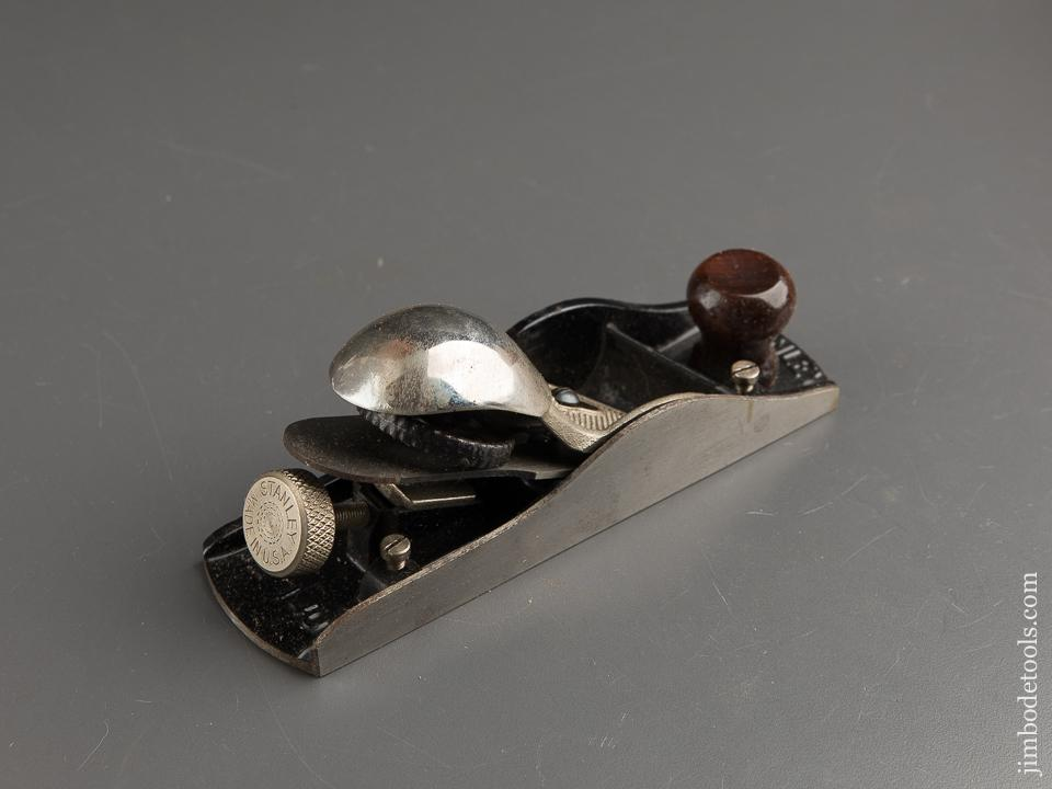 STANLEY No. 140 Rabbet Block Plane MINT in Original Box SWEETHEART - 88634
