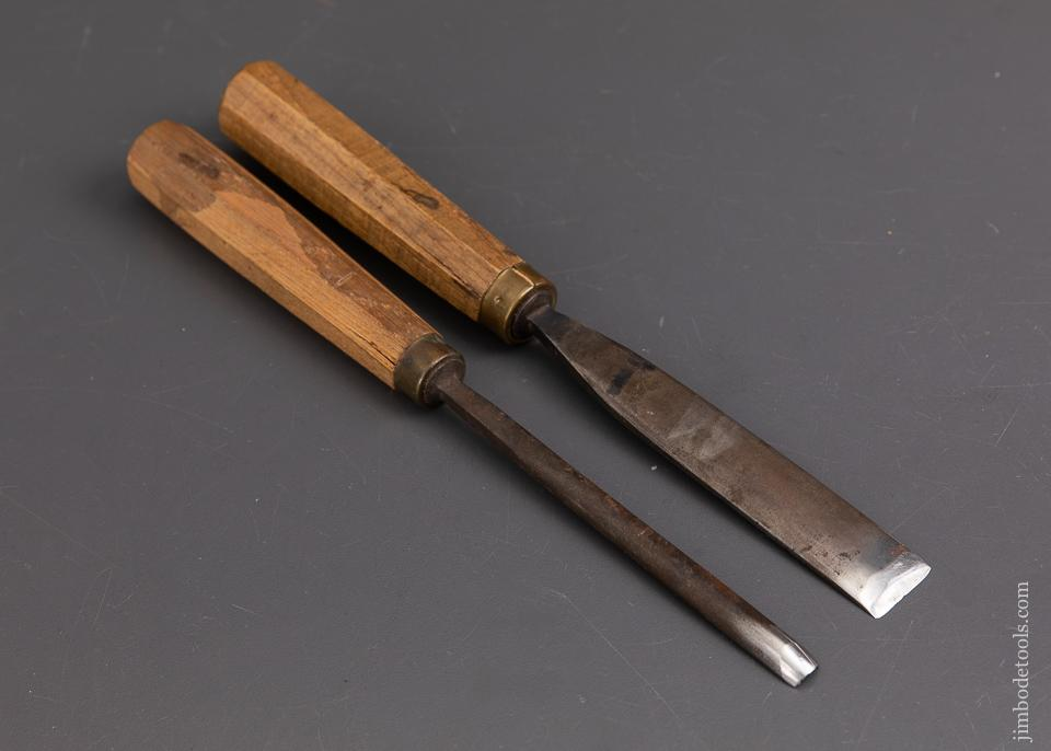 Two Italian Carving Gouges by DEFRIES - 88663