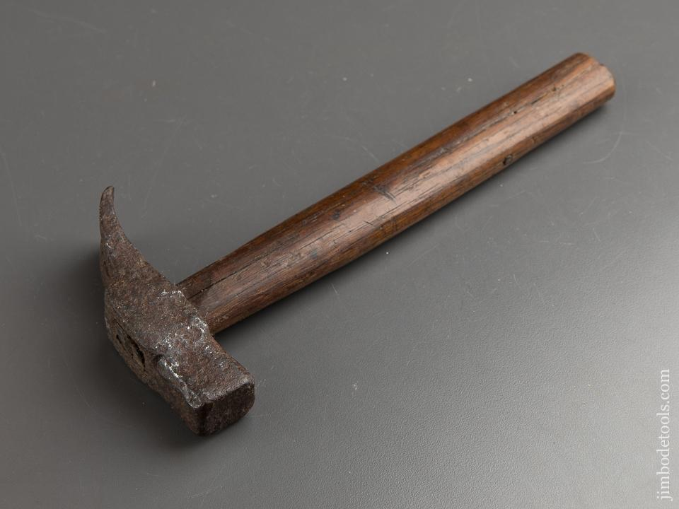 Ancient 17th/18th Century 16 ounce Claw Hammer - 88720