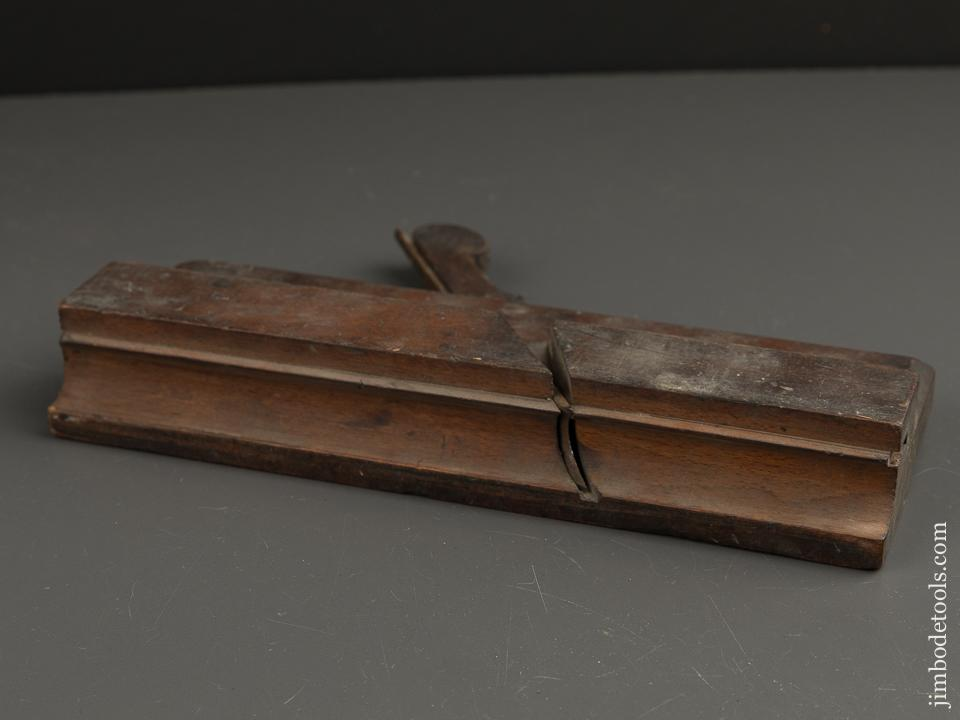 3/4 inch Side Bead Moulding Plane by NELSON York circa 1750-1852 FINE - 88923