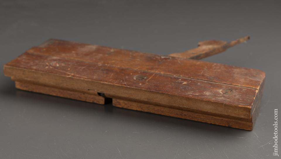 Fenced Drop Leaf Table Joint Plane by GARDNER & MURDOCK circa 1825-41 FINE - 88953