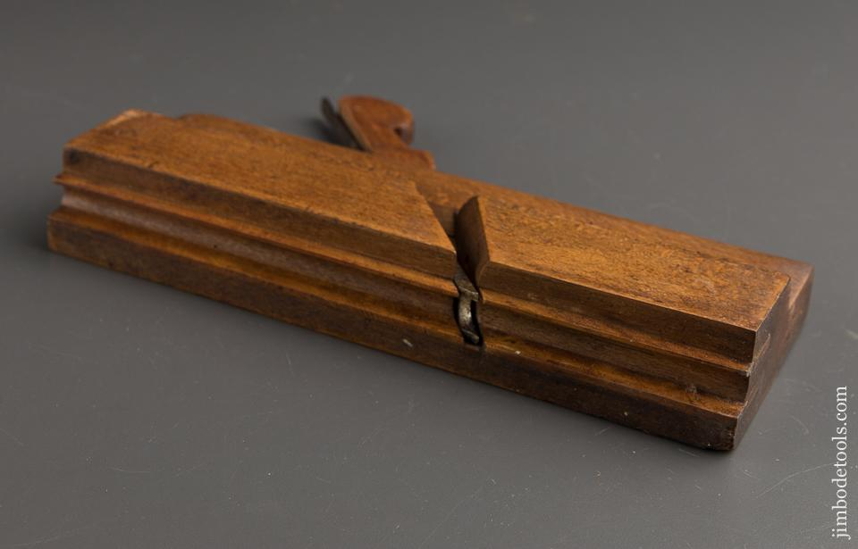 4/8 inch Side Bead Molding Plane by D.R. BARTON circa 1832-74 EXTRA FINE - 88978