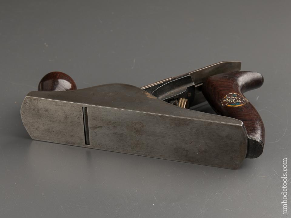 STANLEY No. 3 Smooth Plane Type 14B circa 1929-30 with Decal SWEETHEART - 89072