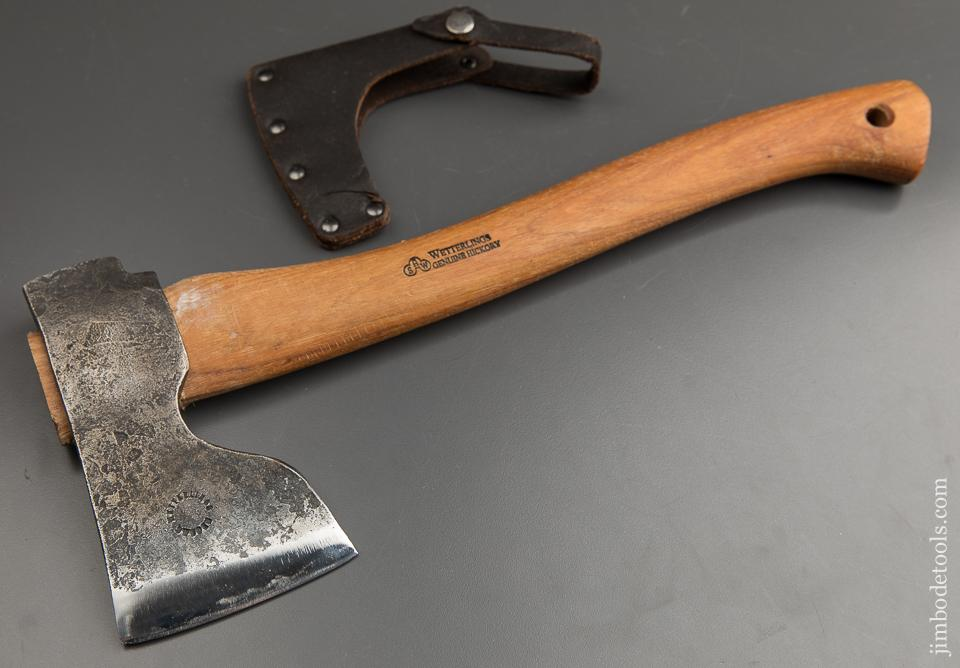 WETTERLINGS Hatchet with Leather Sheath - 89132