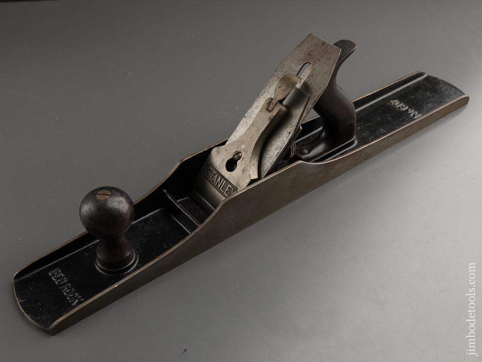 Minty! STANLEY No. 607 BEDROCK Jointer Plane Type 7 circa 1923-26 SWEETHEART - 89254