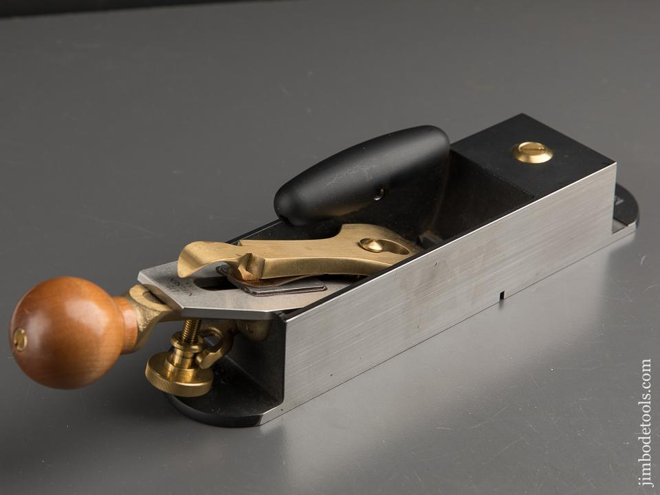 Fantastic! LIE-NIELSEN LN-9 Iron Miter Plane NEAR MINT with Hot Dog - 89497
