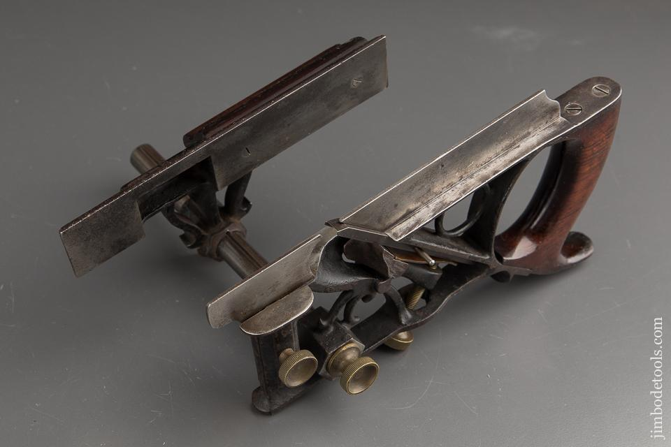 PHILLIPS Patent Plow Plane by BABSON & REPPLIER BOSTON TOOL CO - 89518