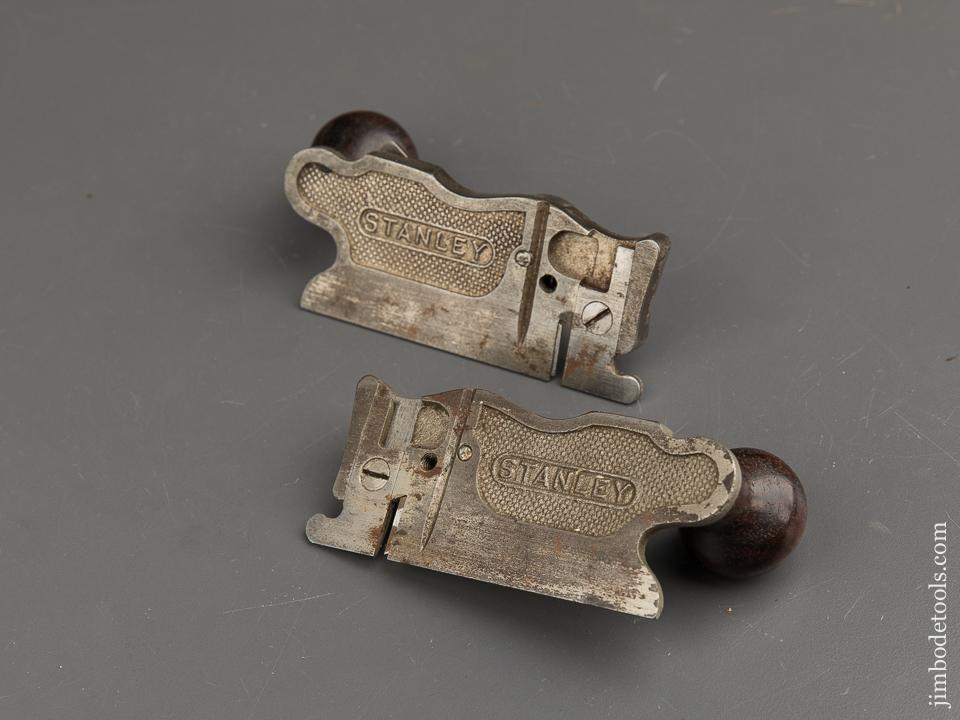 Good Pair of STANLEY No. 98 & 99 Side Rabbet Planes - 89555