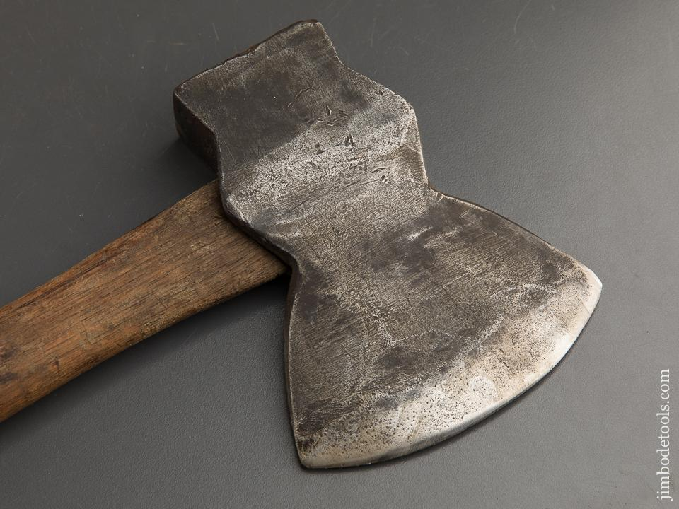 Nasty Sharp! Double Bevel Side Axe - 89651