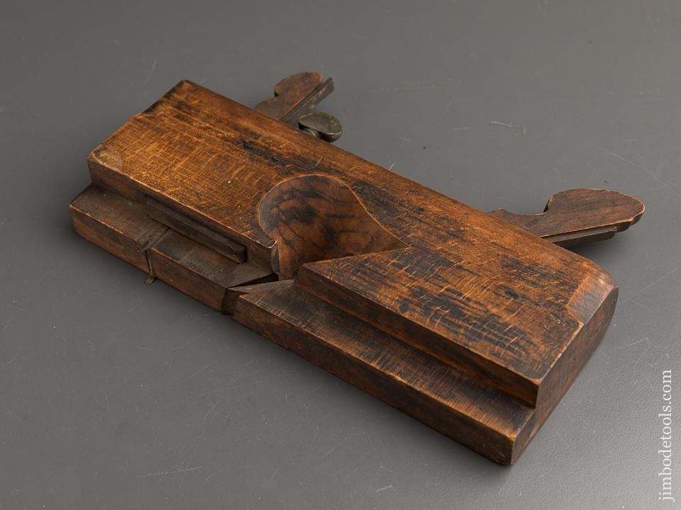 7/8 inch Dado Plane by A.C. BARTLETT'S OHIO PLANES circa 1904-17 GOOD+ - 89669