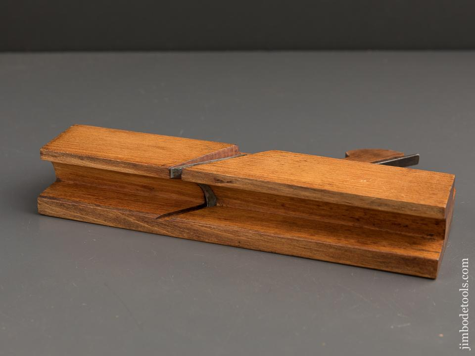 Case Molding Plane by M. CRANNELL ALBANY NY circa 1843-78 EXTRA FINE - 89703