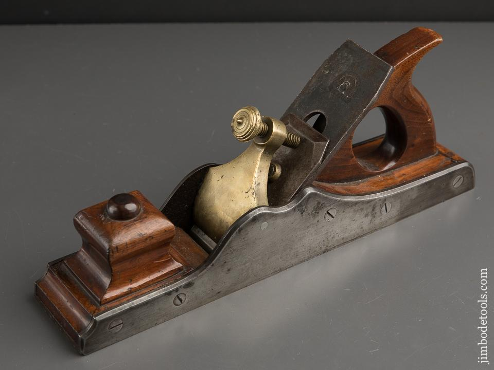 FINE Mahogany Scottish Infill Plane with MATHIESON Parallel Iron - 89956