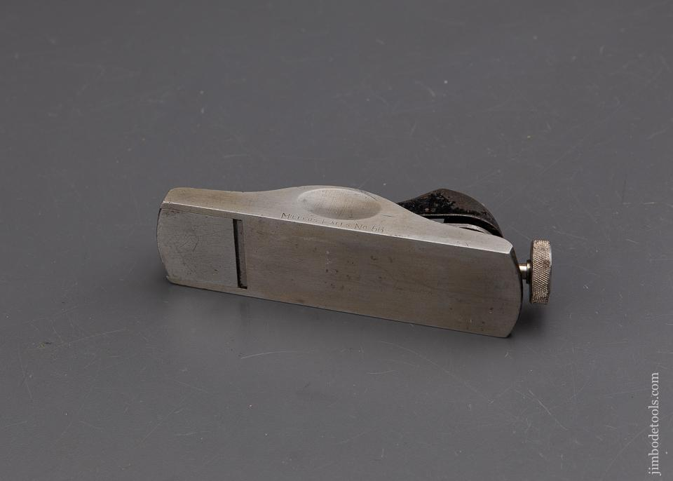Fine MILLERS FALLS No. 56 Low Angle Block Plane - 90018