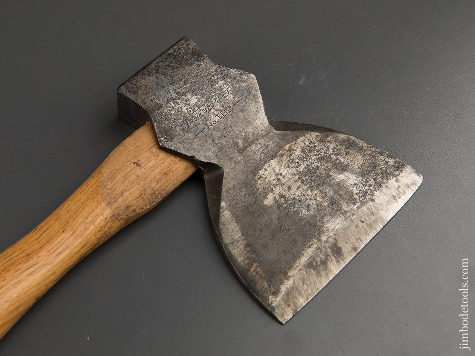 Good User TRUE TEMPER No. TB2 Single Bevel Side Axe - 90253