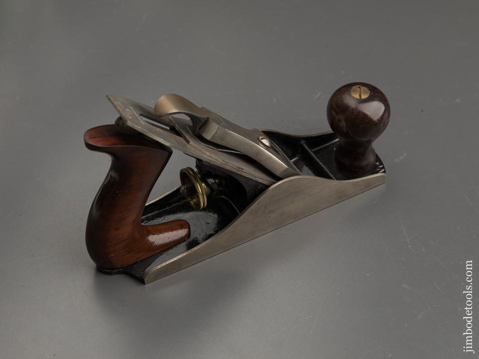 STANLEY No. 2 Smooth Plane 100% MINT in Original Box SWEETHEART - 90277