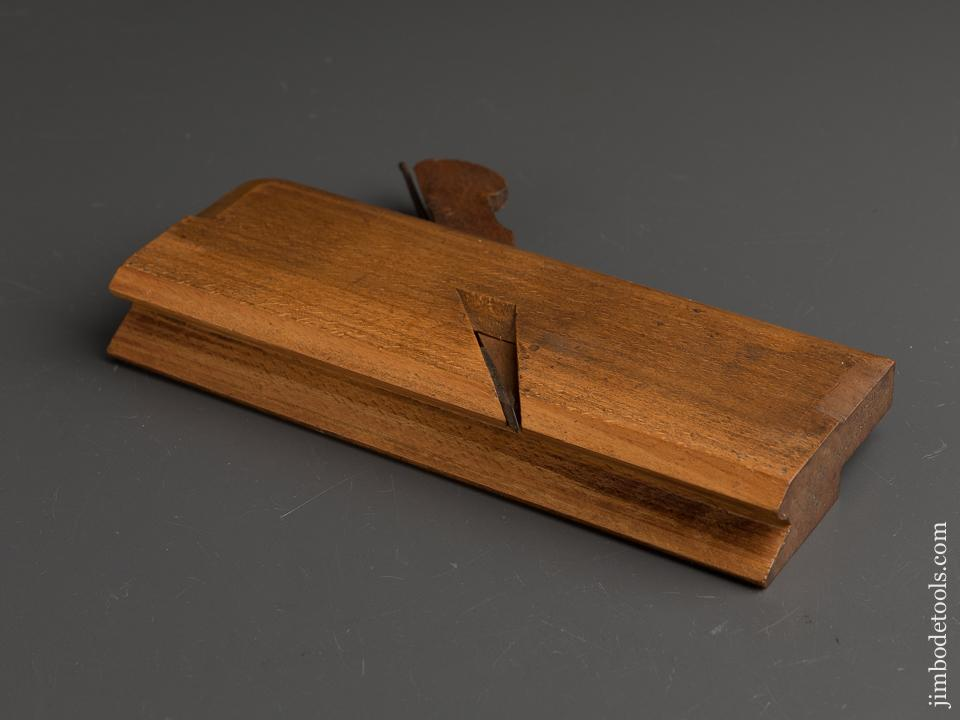 Crisp NURSE Sash Coping Plane circa 1841-86 NEAR MINT - 90307
