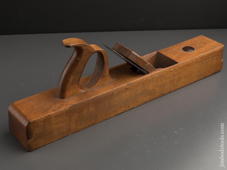 Good User Twenty inch Jointer Plane by SARGENT & CO circa 1871 FINE - 90363