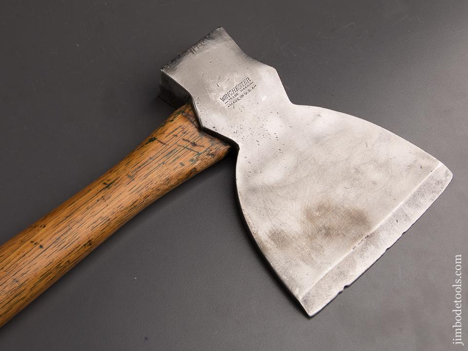 Fabulous WINCHESTER Three Pound Single Bevel Side Axe - 90368